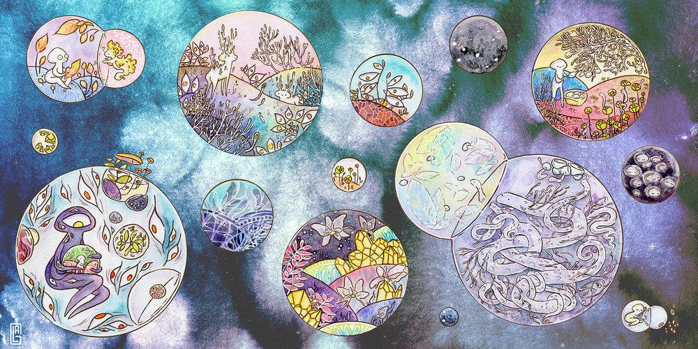 Leigh Ann Gagnon_Bubble Worlds_2.jpg