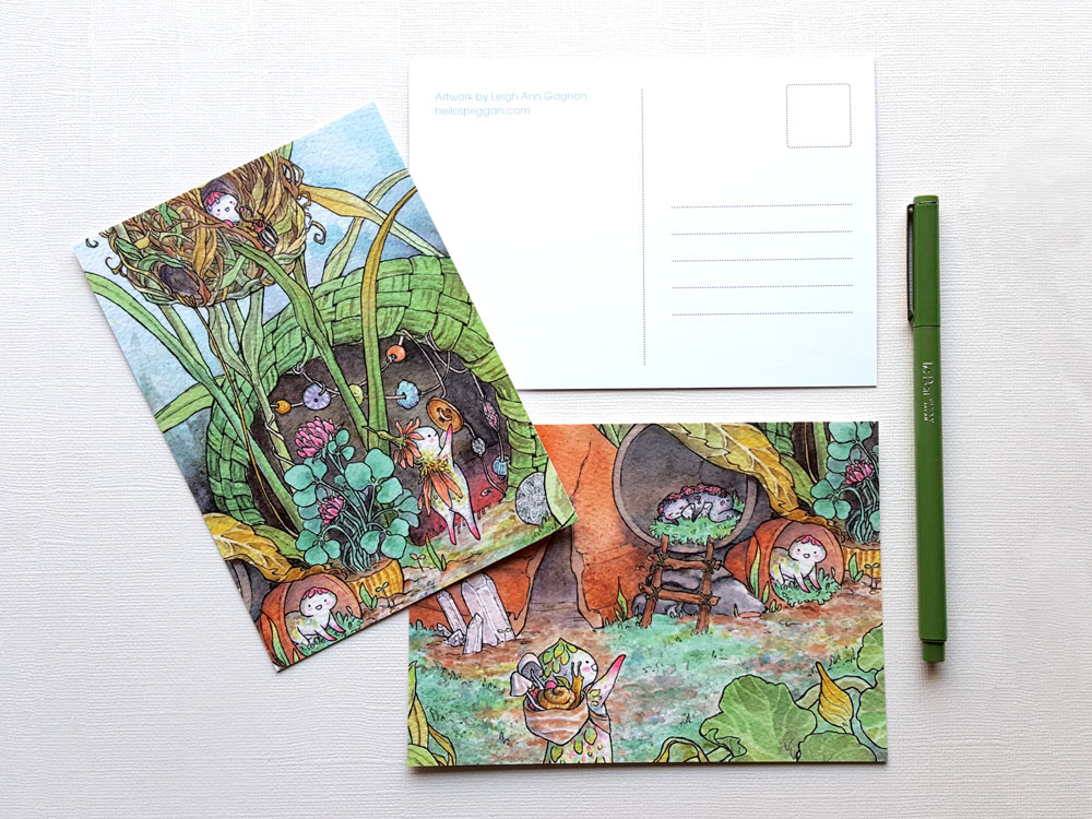 Greeting & Postcards