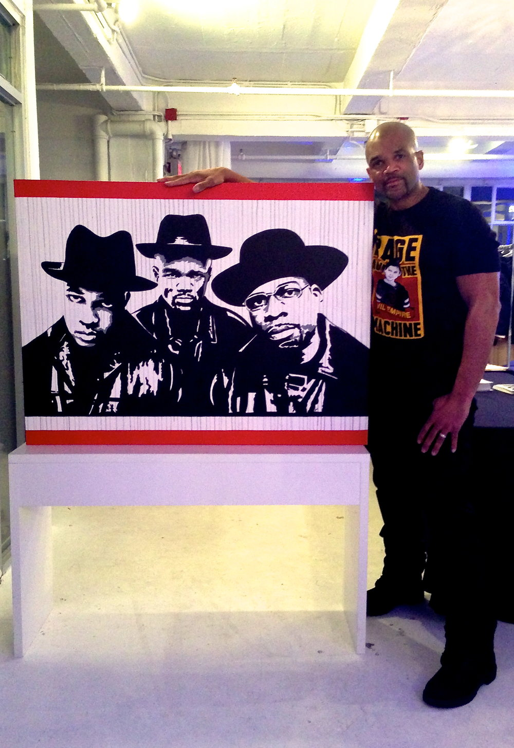 Grammy Award Winner RUN DMC — Sormeh Saei