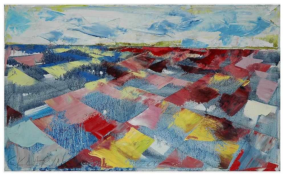 Landscape Study #3, 2005