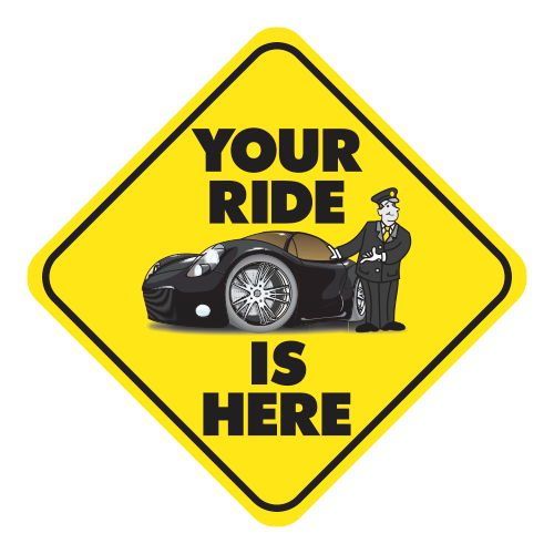 YOUR RIDE IS HERE™