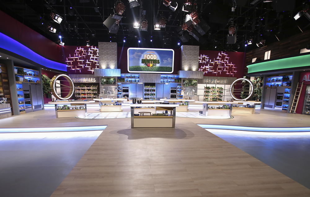 Studio 2, Food Hunters set