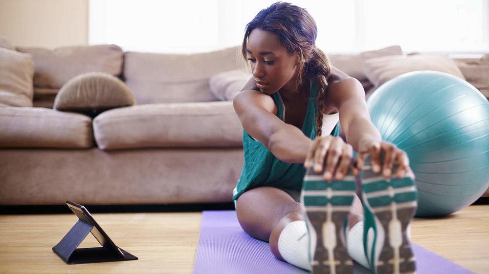 Home Fitness Plan