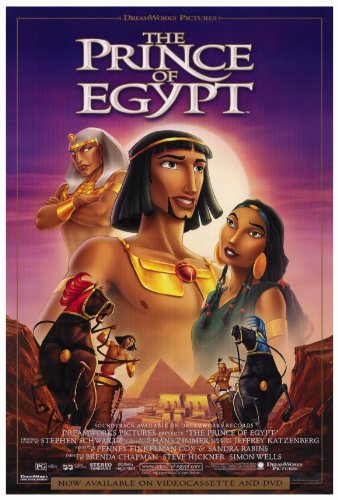 January 20, 2019 - We'll continue learning about Moses this week as we watch the Prince of Egpyt.  K-5th Grade students will watch this movie in the Action Room and Preschool students will watch the movie in their normal classroom.