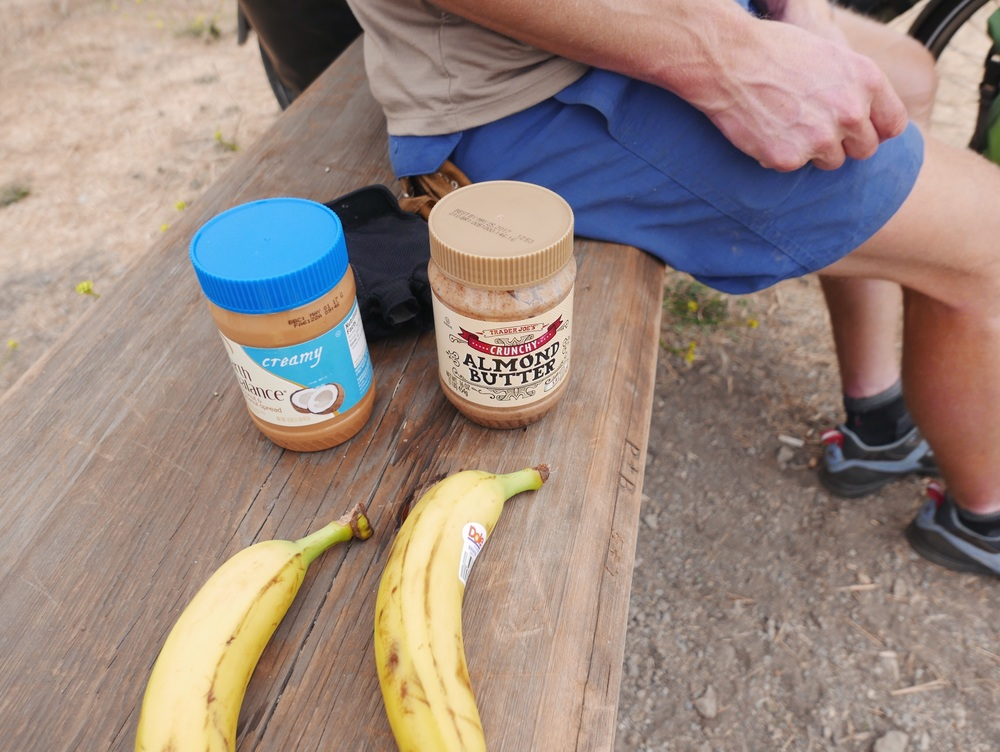 Super duper important update: We are now hauling two varieties of nut butter. That's all.