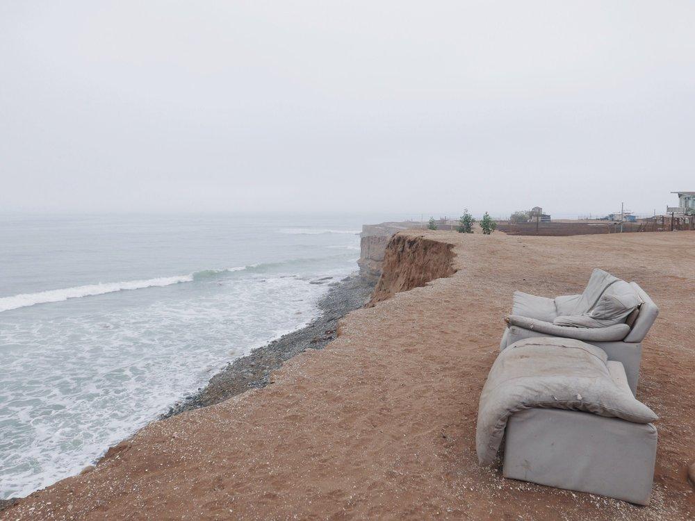 Surf spectator zone.