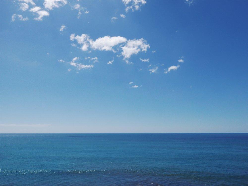 Blue yonder.