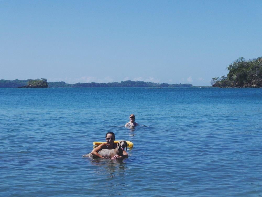 Boca Brava beach day. Thank you Stefania!