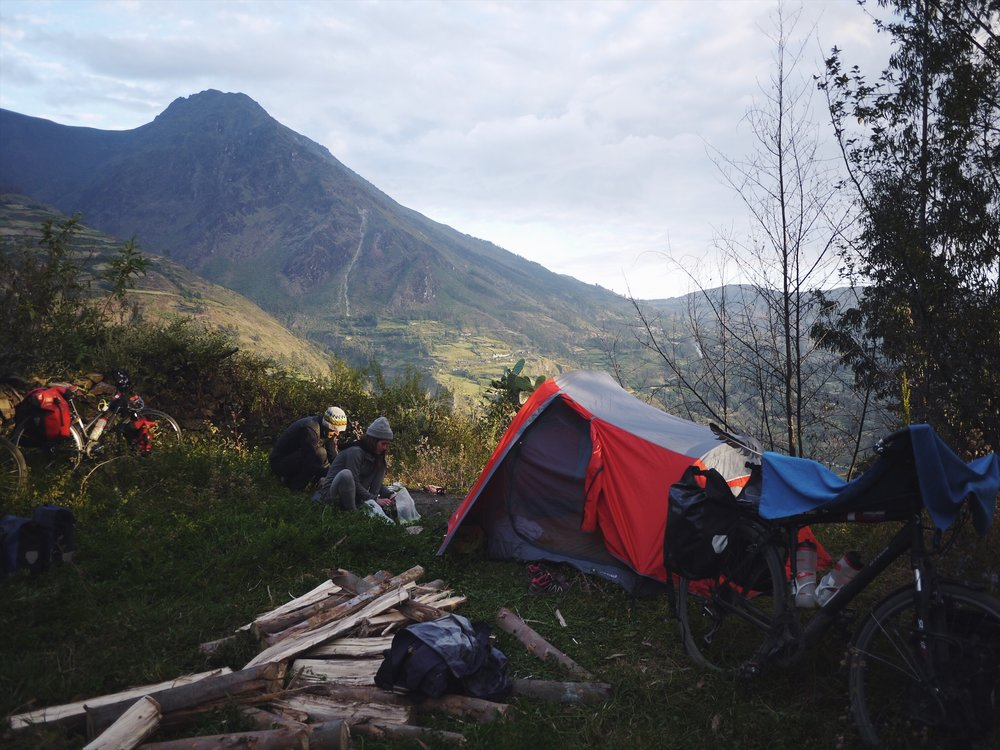 Really though, Peru's camping potential is endless.