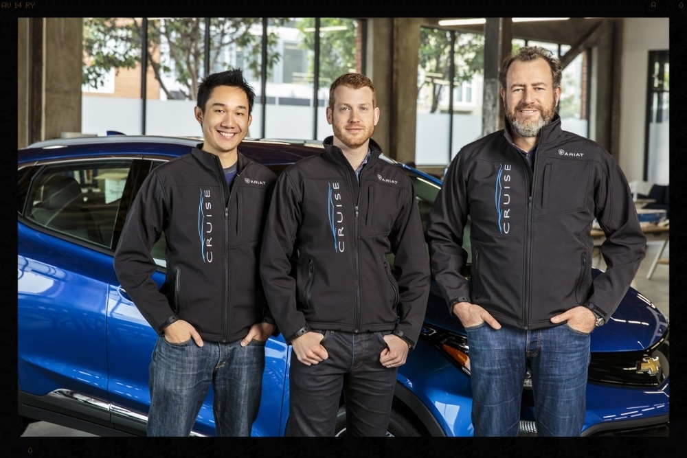 Cruise team and technology is purchased by GM