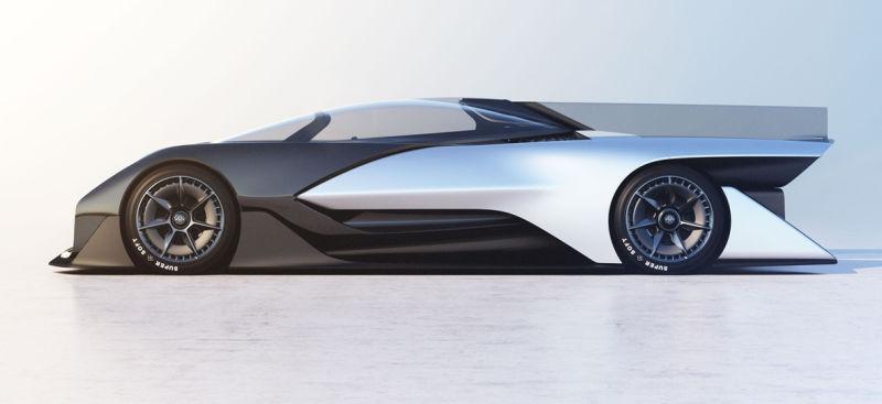 FFZERO1 Concept