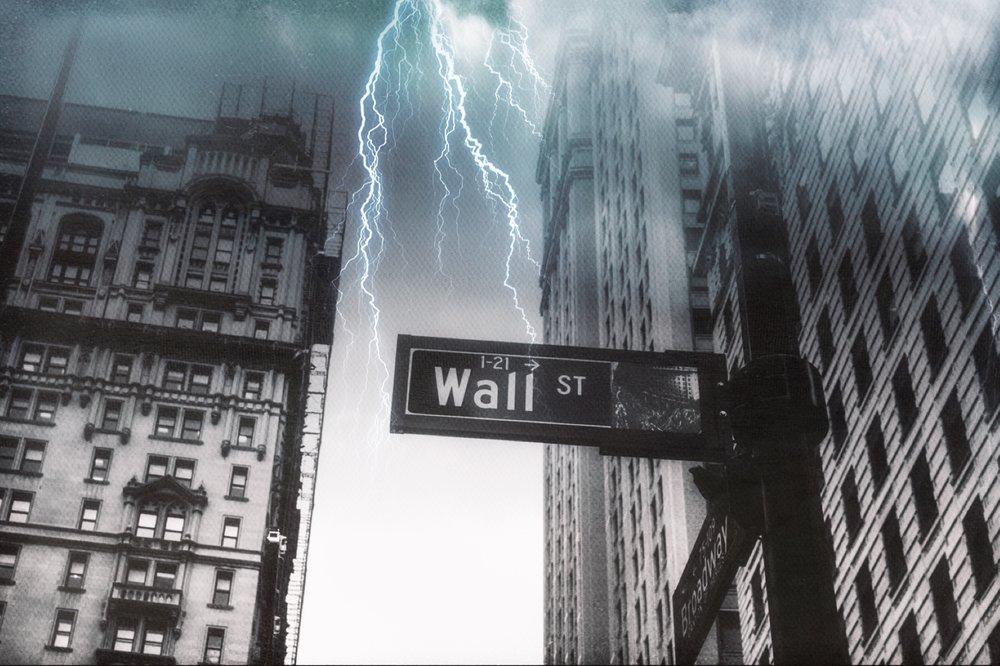 Крах рынков