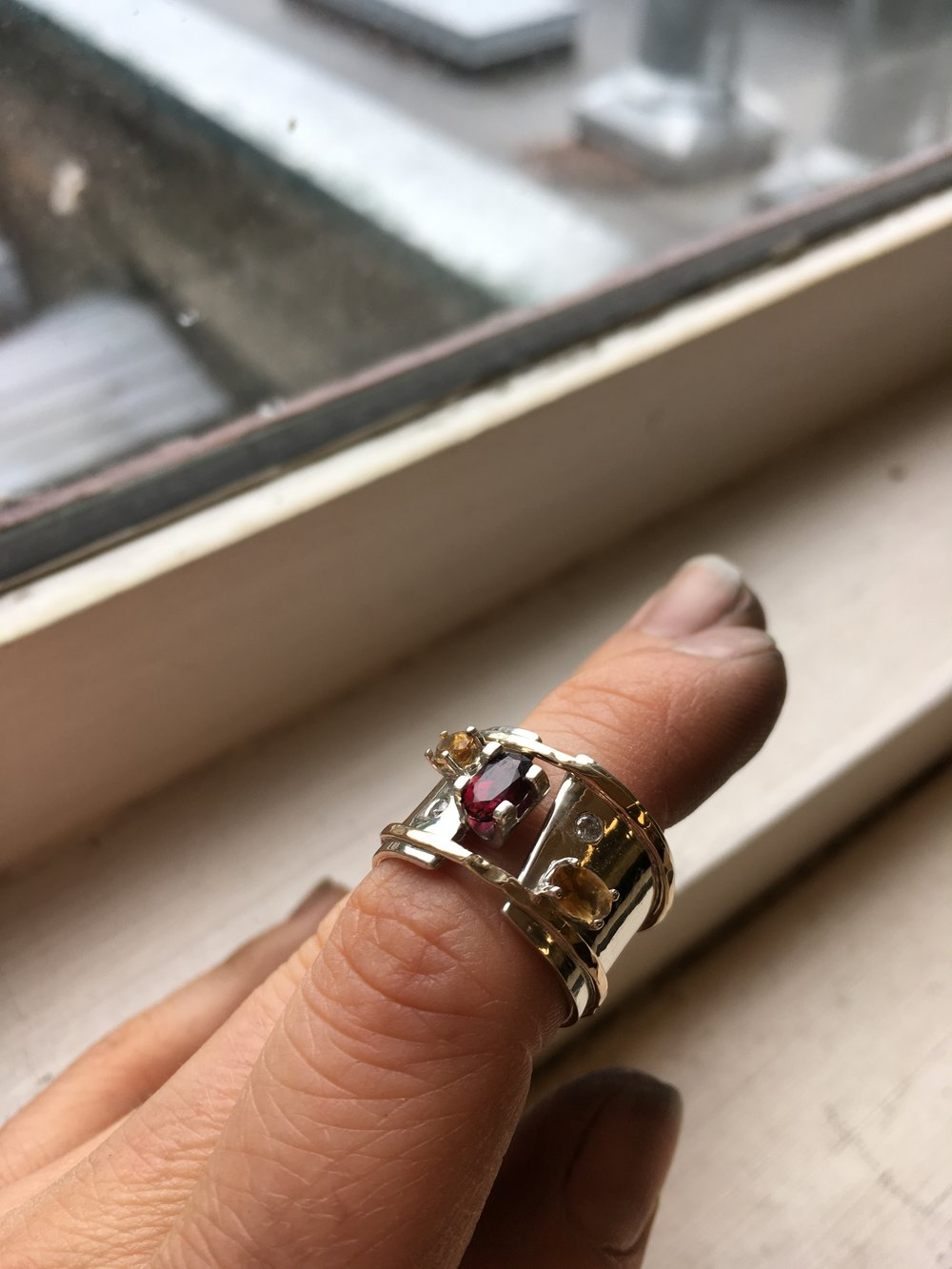 A ring for mom