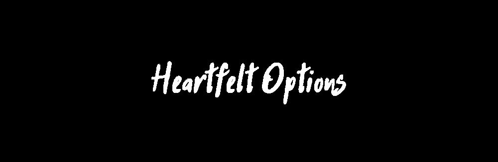 Heartfelt Books Ordering Options