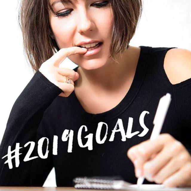Setting yourself up for a successful year means getting clear on what you're REALLY going for and WHY—BEFORE you make a list of what you want to achieve. If you're committed to really achieving something BIG this year, give your goals the FOCUS and TIME they need to thrive by laying a better, deeper groundwork first. . Click the link in my bio to read about our goal setting process on Forbes, the process that: . 🍾In 2015 helped me build the Brandup Bootcamp that has helped hundreds of people build profitable, badass businesses. 🍾In 2016 helped me write Badass Your Brand, publish it and get over 100 reviews (now over 200) in less than 1 year, start to finish. 🍾In 2017 this is how we went to Europe for 7 weeks last year and then subsequently came home and started working less than 5 hours a day while being more productive. 🍾And in 2018, well I'm not going to say this goals process is how we actually had the baby... but it is the reason we were able to confidently decide to add another human to the mix and know that it wouldn't run us ragged, but actually help us thrive even more. . ⬆️Click the link in my bio to read more. Enjoy!