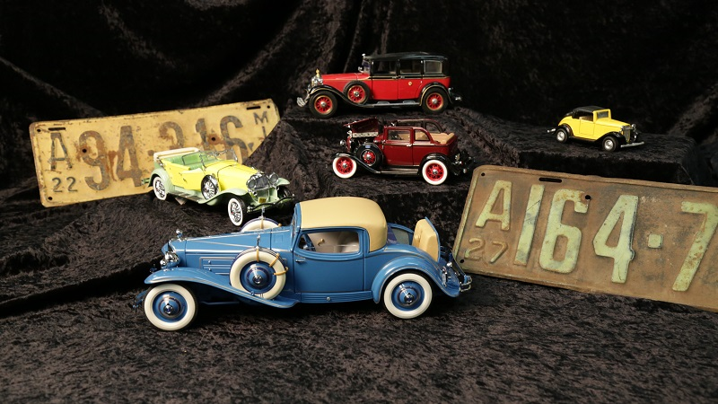Collectible automobiles