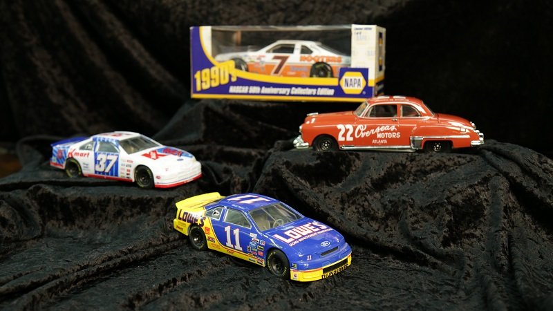 NASCAR Collectors Edition