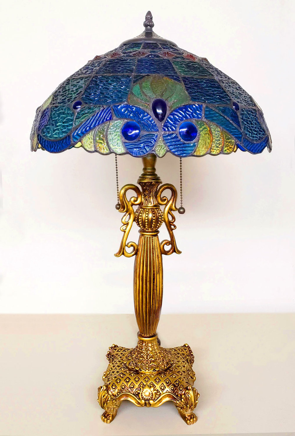 Beautiful and unique lighting option are available at Past & Present Home Gallery.