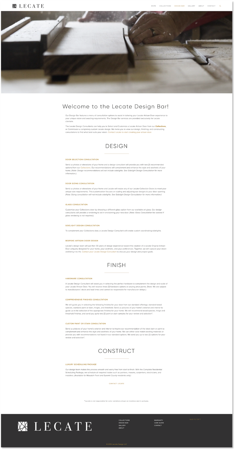 Lecate-Design-Bar-Page-Design-Website-Squarespace-Artisan-Doors-Salt-Lake-City-Treadaway-Design.png