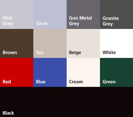 13 COLOR OPTIONS- These cabinets are no wallflowers. Choose from thirteen standard colors to complement your car, home décor or favorite team. Custom colors or stainless steel fronts also available.