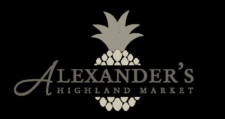 Alexander's Highland Market, Highland Park Marketplace