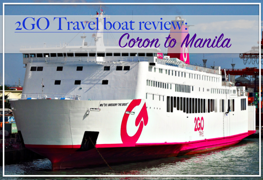 how to get to coron palawan from puerto princesa