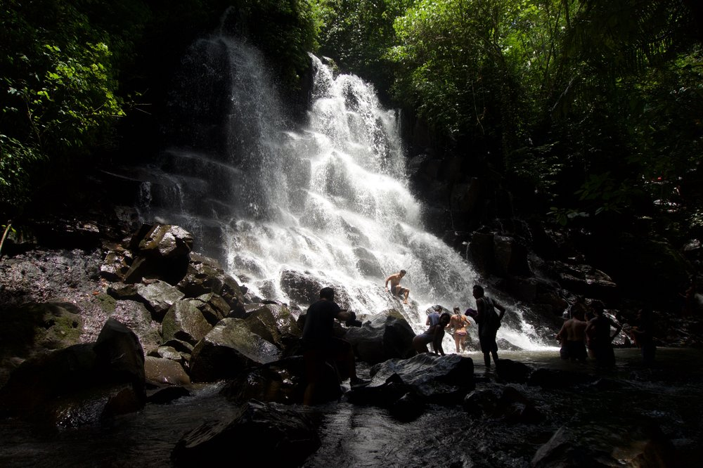 kanto lampo falls