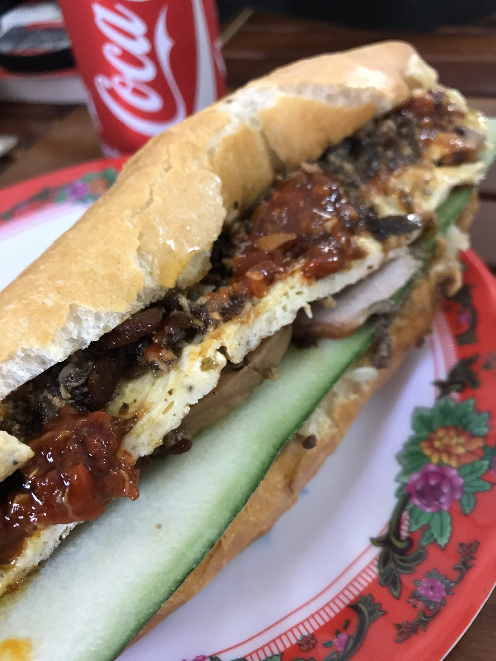 The Queen Banh Mi