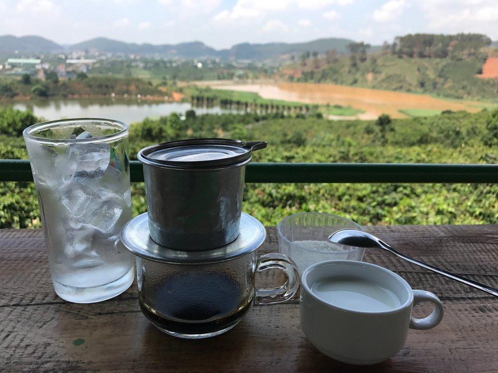 weasel coffee farm