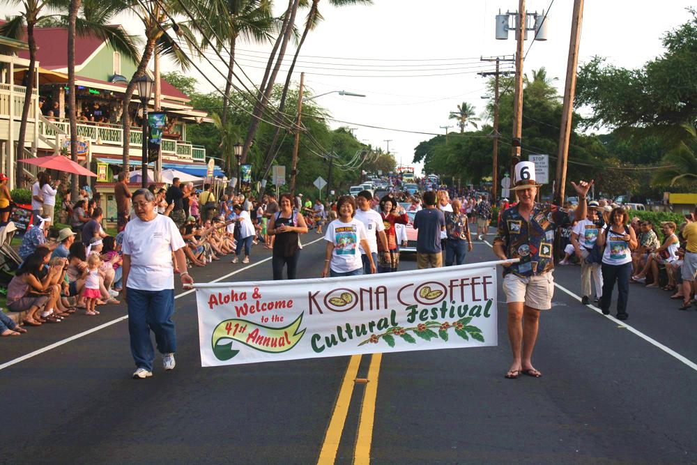 Aloha Coffee Company Menu
