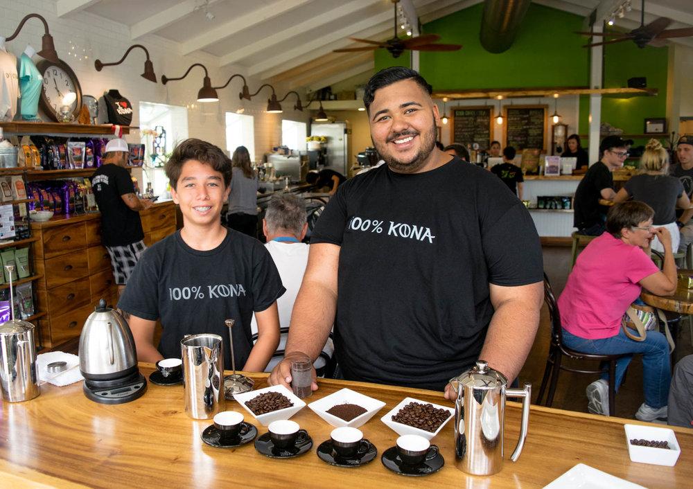 Kona Coffee Shop