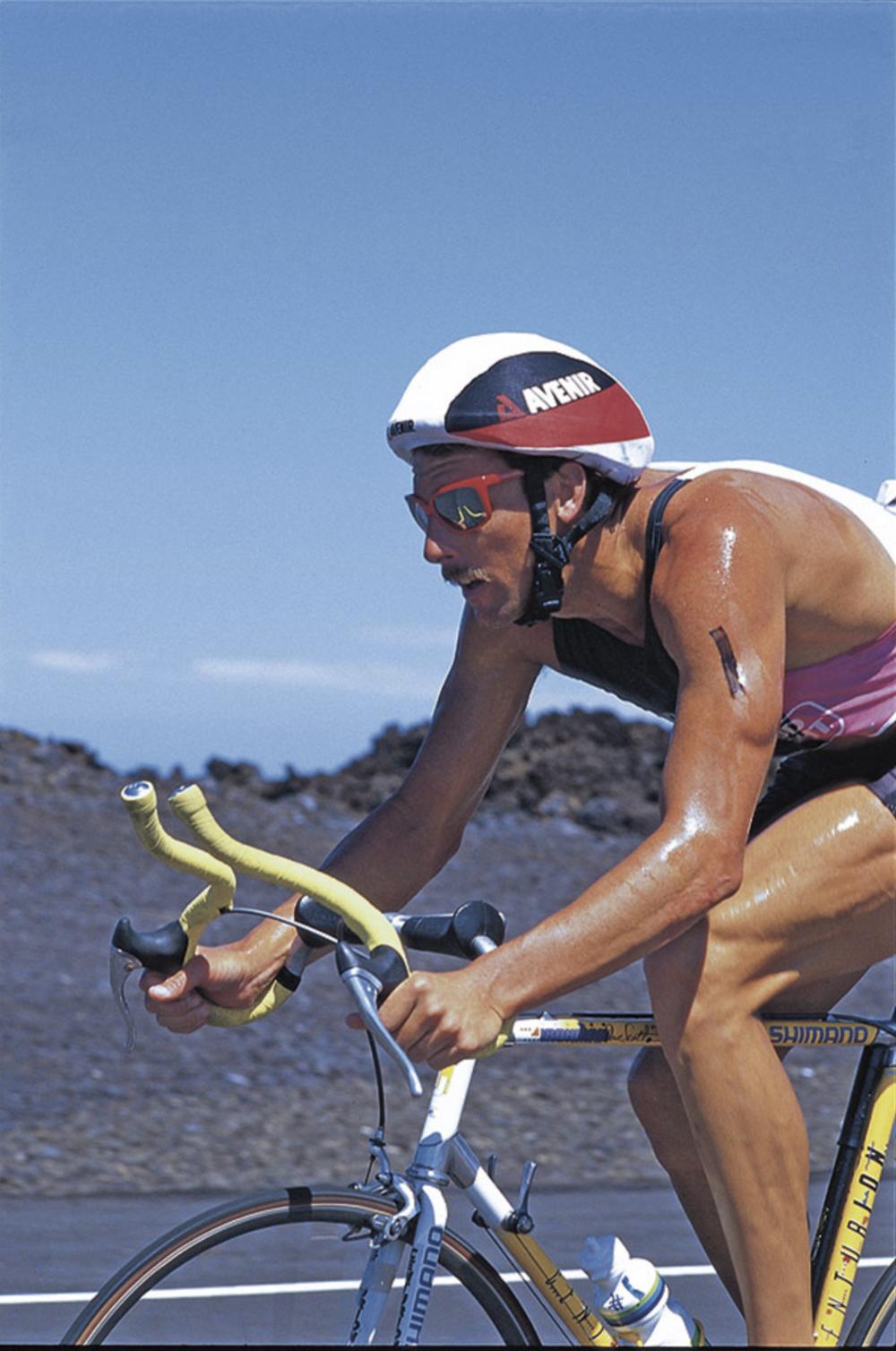 Dave Scott 1984 Bike