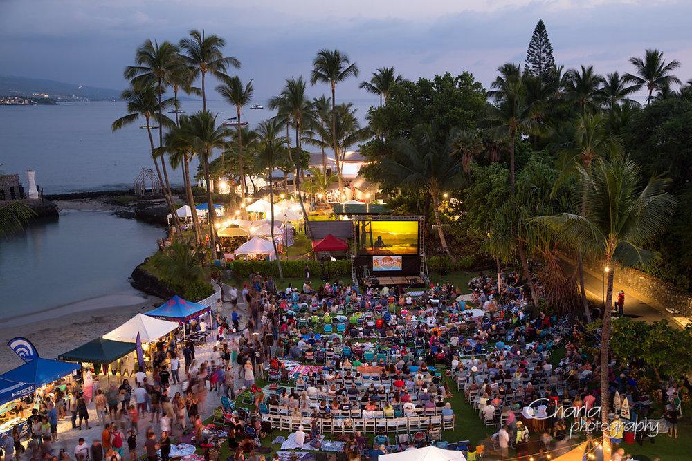 Kona Surf Film Festival 2018