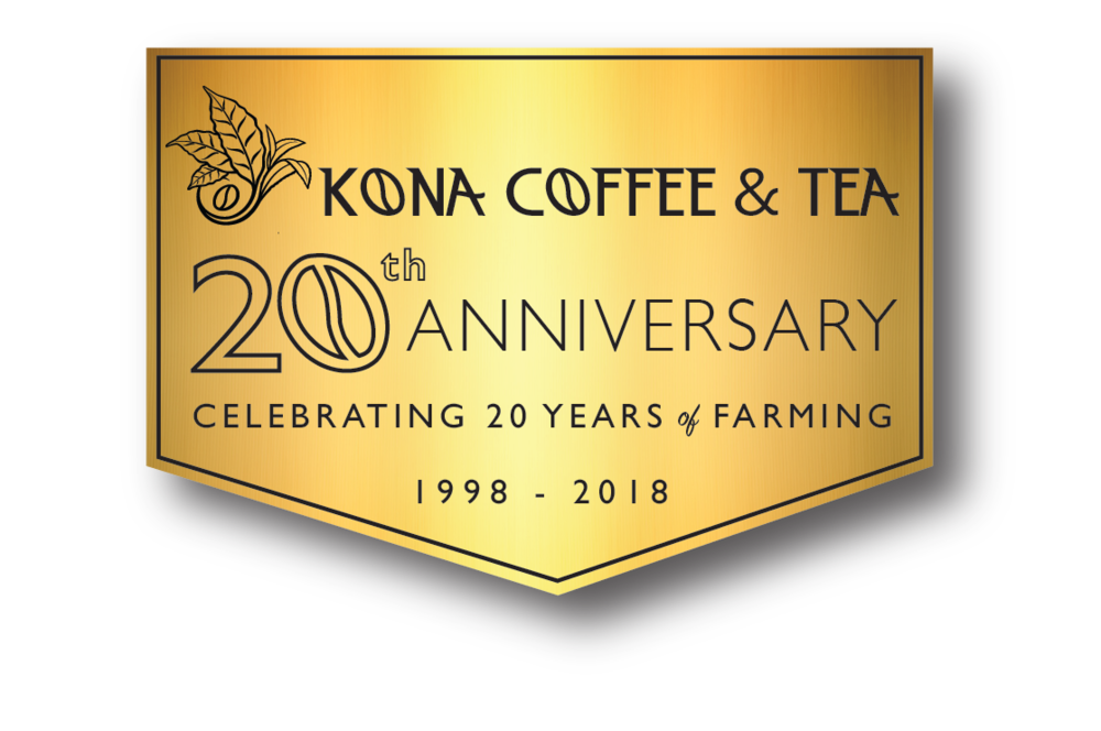 Kona Coffee and Tea 20 Years of Farming