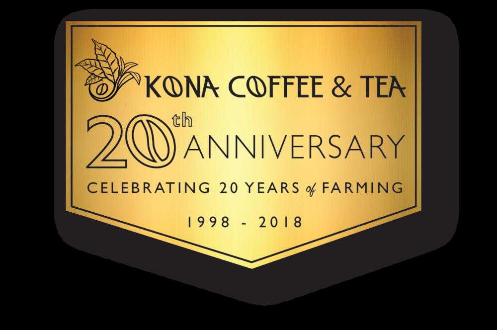 Kona Coffee and Tea 20 Years of Farming