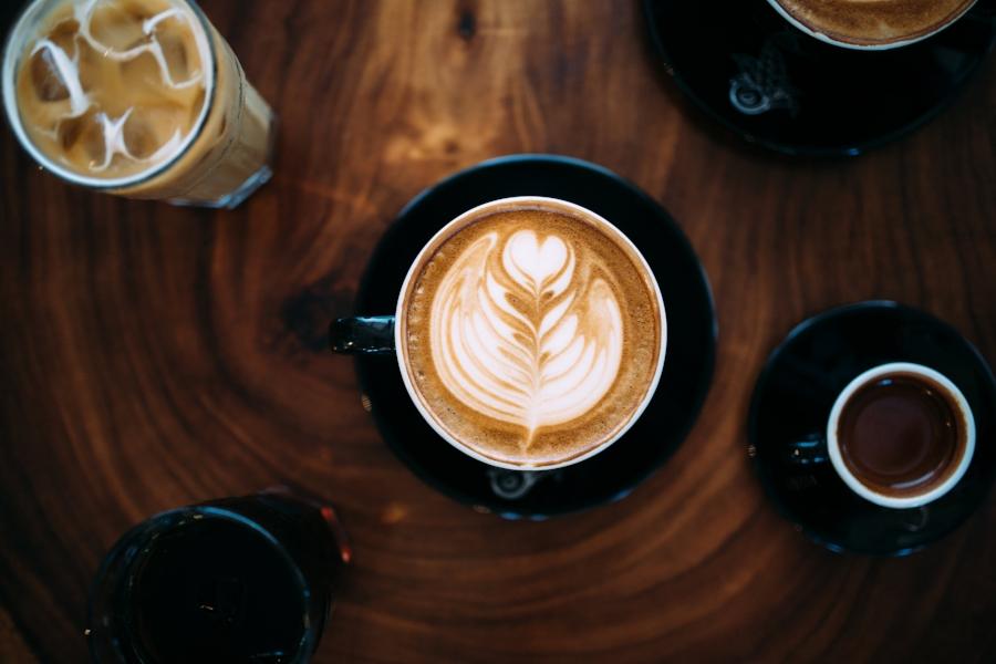 Kona Coffee and Tea Cafe-Drinks.JPG