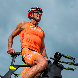 Dave Scott , Six-time Ironman