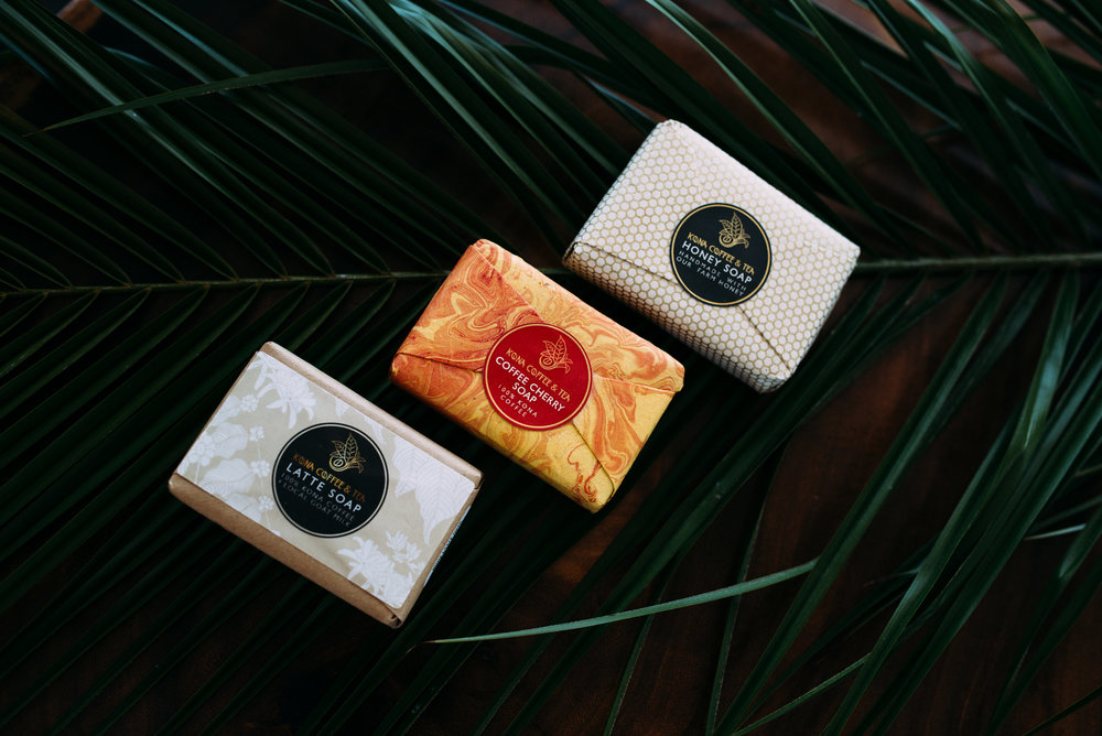 Handmade Hawaiian Soap