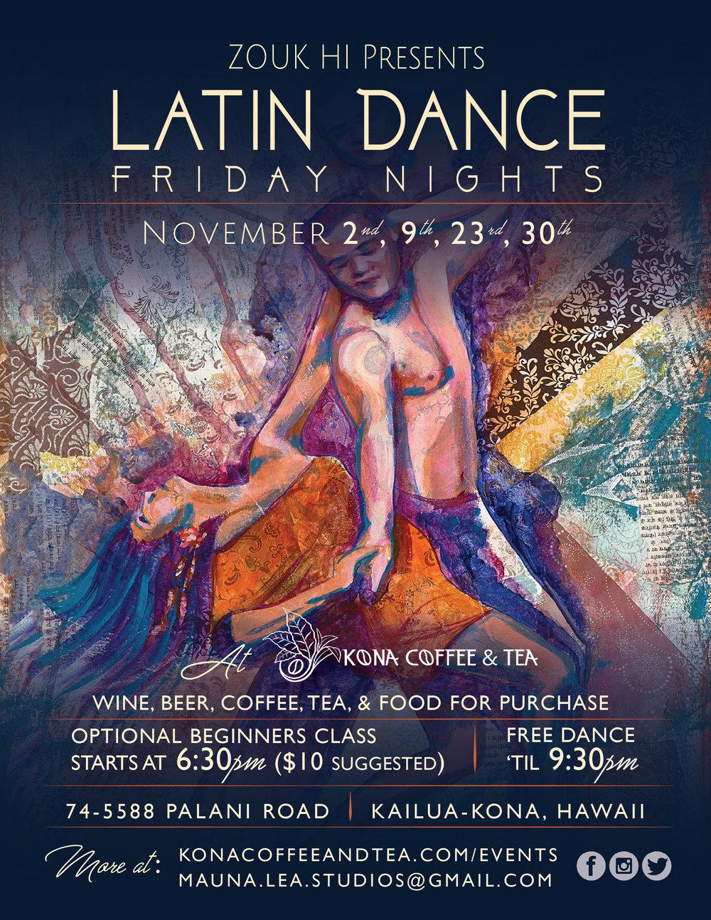 Latin Dance Friday Nights November 2018_Kona Coffee and Tea-01-01.jpg