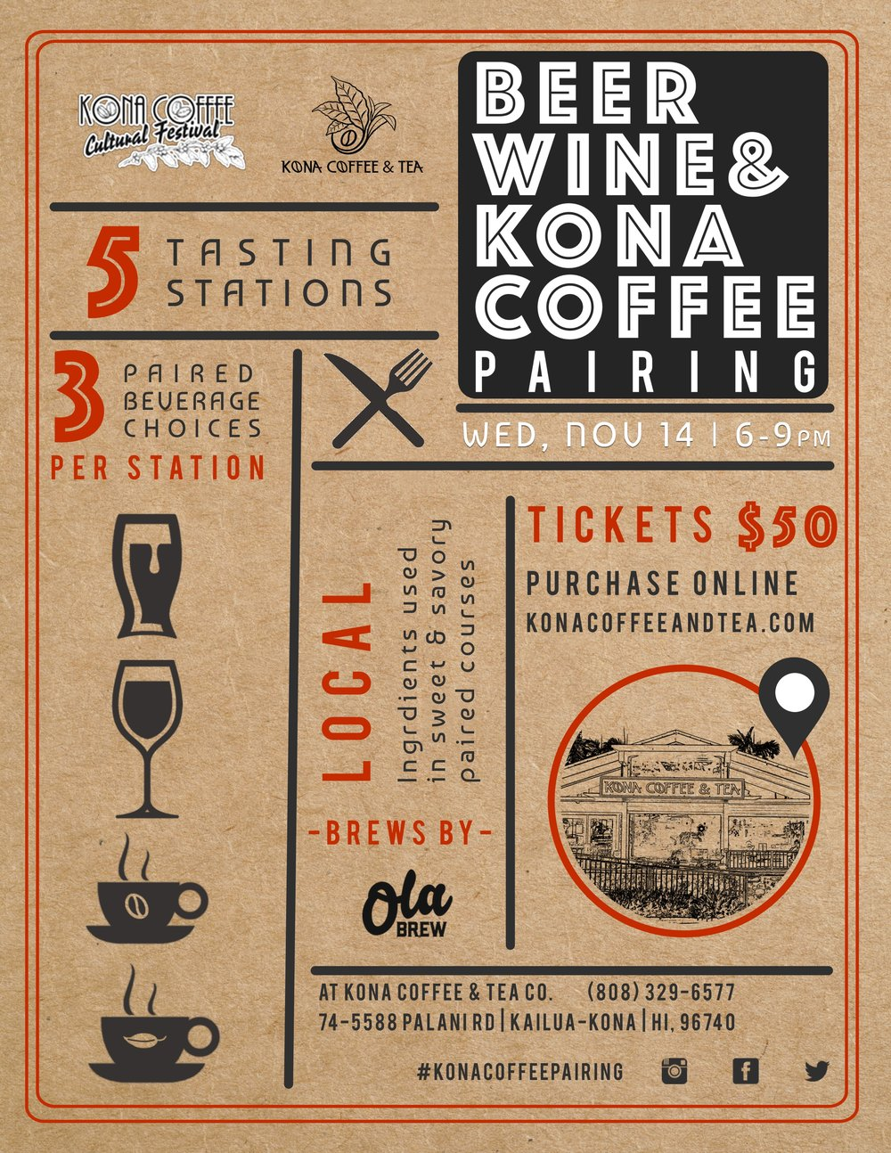 Web Poster_Beer Wine and Kona Coffee Pairing_8.5x11 Poster_11.14.18.jpg