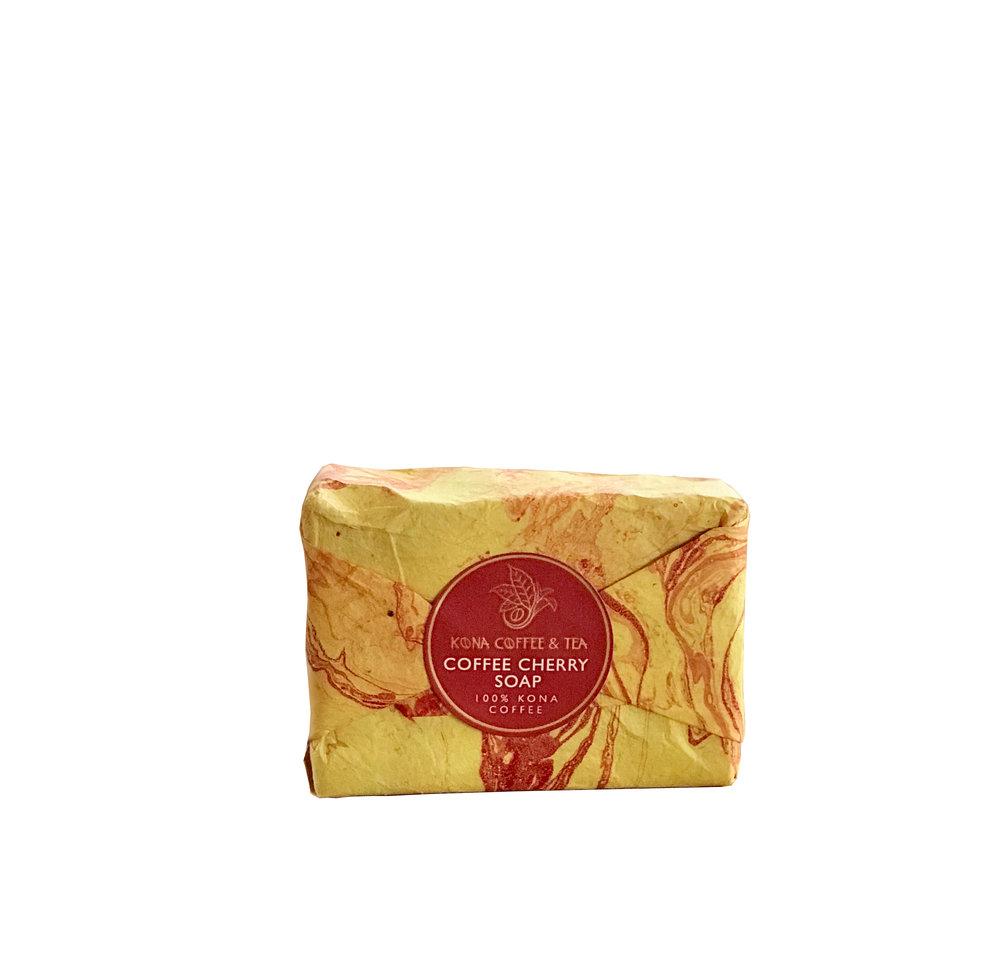 Coffee Cherry Soap