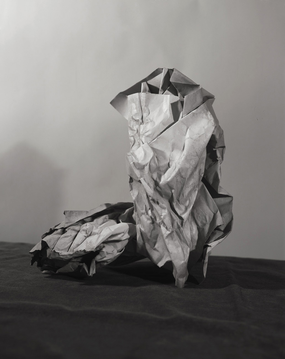 Sculpture, C-Print, 45 x 35 inches, 2015