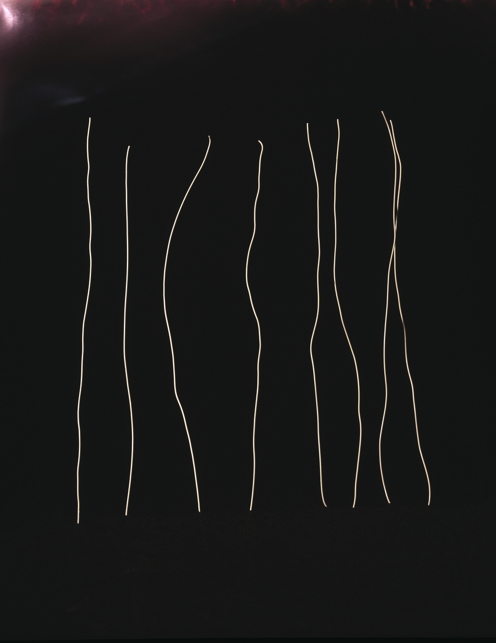 II (Lines), C-Print, 17 x 22 inches, 2011