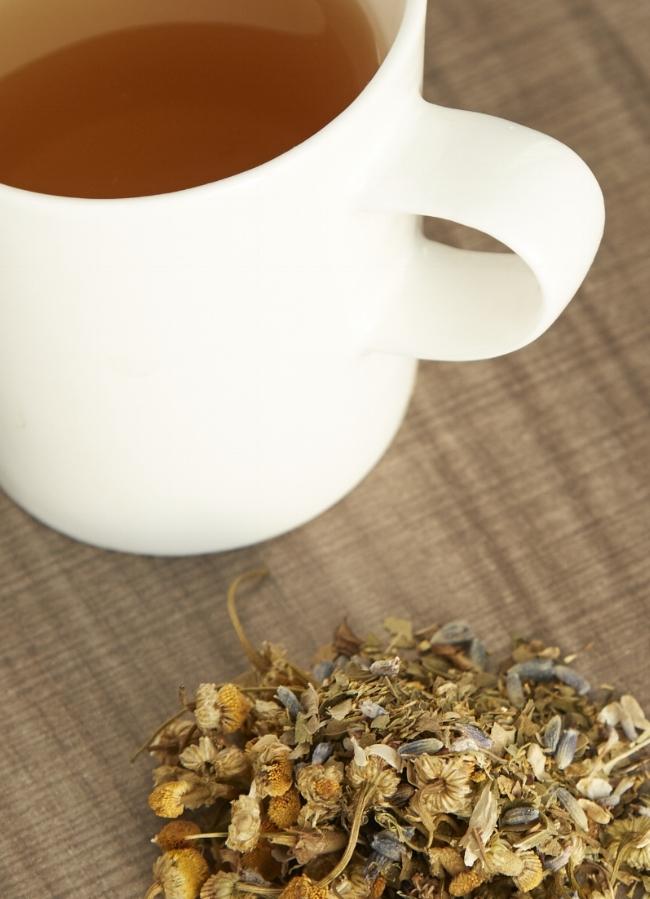 """MIZU's Signature """"Serenity"""" tea blend"""