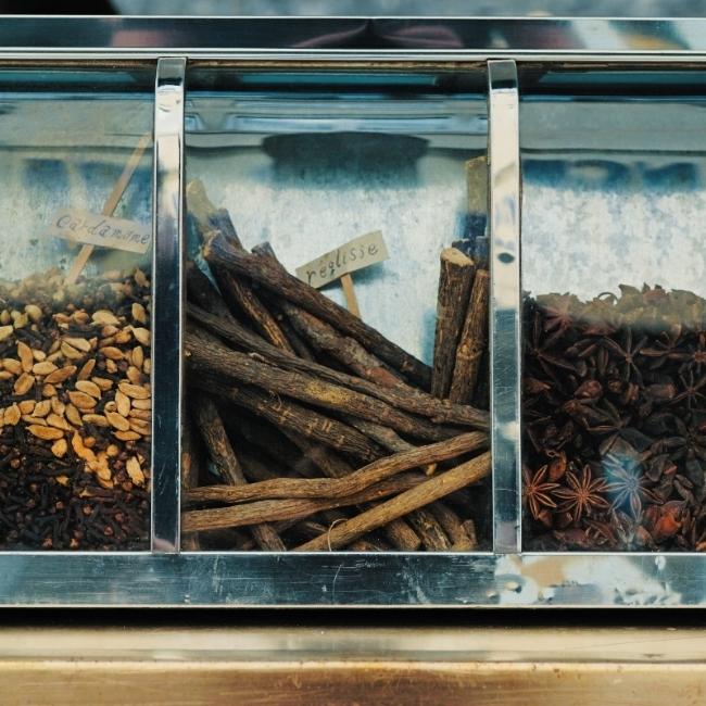 MIzu's medicinal herbal teas