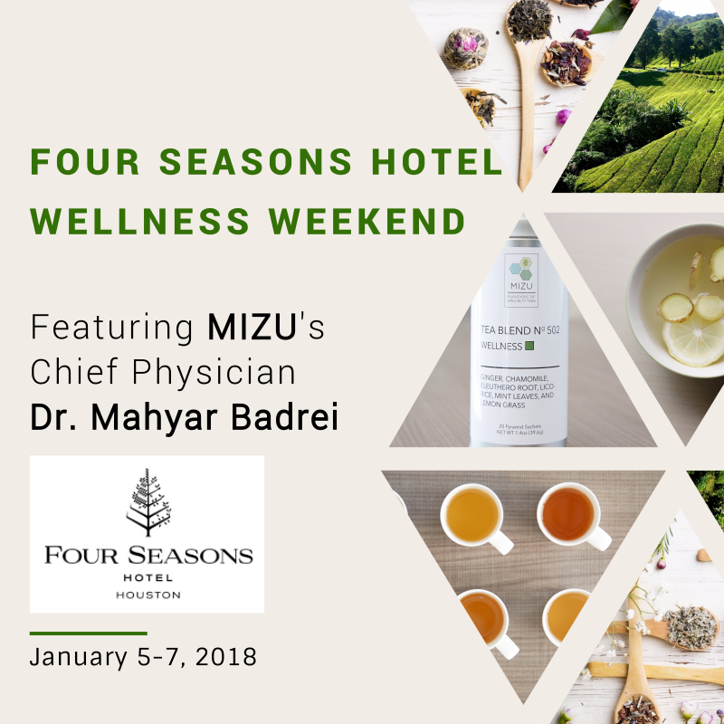Four Seasons Wellness Weekend Herbal Tea Talk