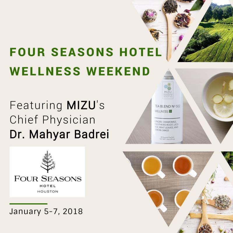 Four Seasons Wellness Weekend Herbal Tea Talk