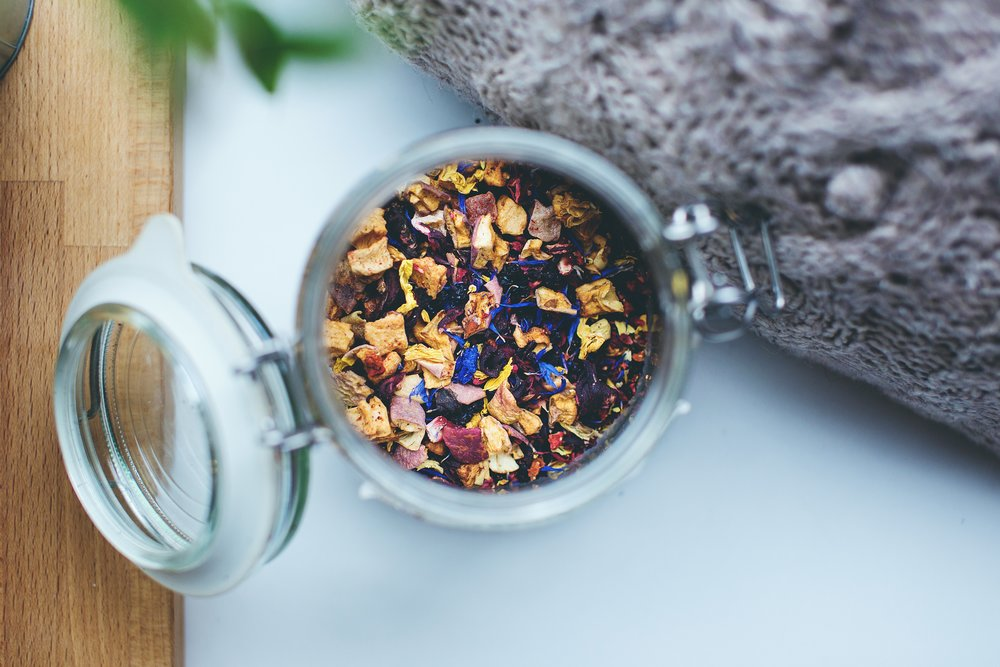 MIZU Herbal Teas