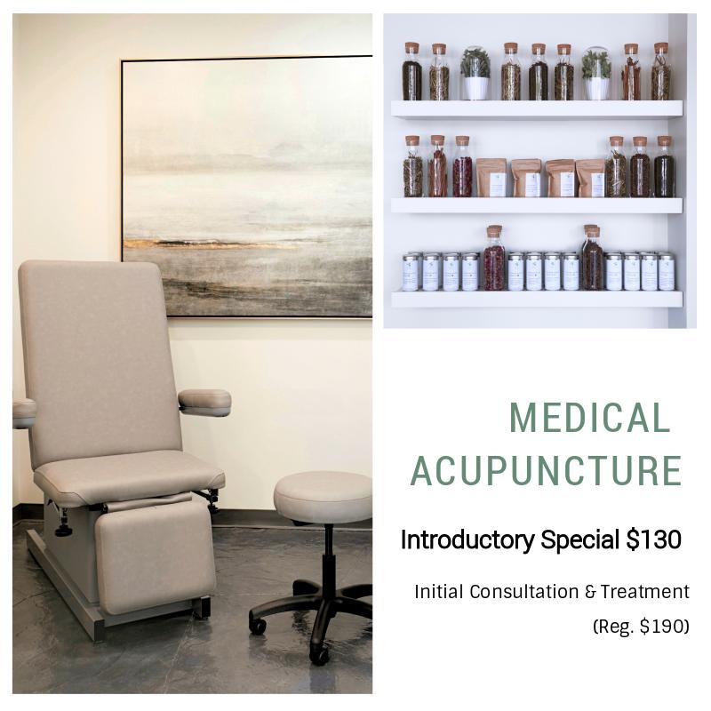 MIZU Intro Medical Acupuncture Consultation & Session