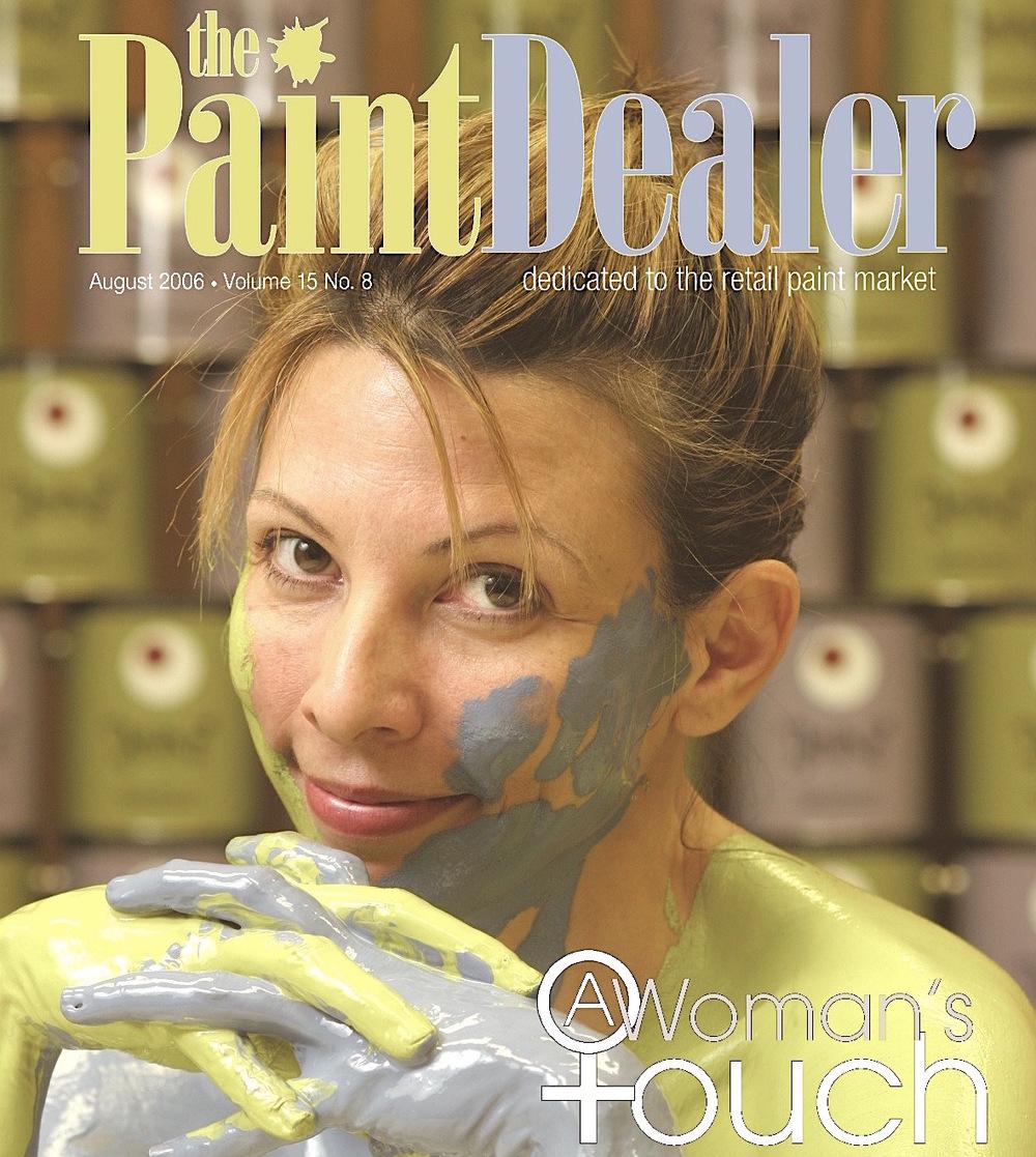 Devine Color Paint Dealer Magazine